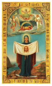 Богородица Порт-Артурская Имперский архив Андрей Хвалин