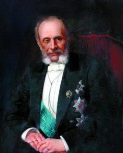 Министр Иностранных Дел Российской Империи Гирс Николай Карлович 1882-1895